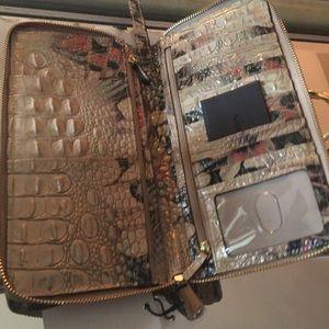 Brahmin Bags - Brahmin Skyler Wallet / Wristlet Lace Wing